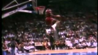 Michael Jordan Amazing Dunks
