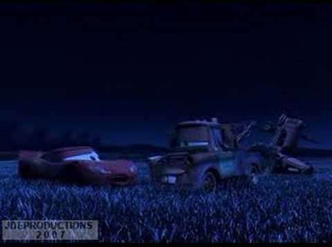 (cars) tractor tippin (long)