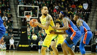 Recap: Oregon men's basketball cruises past Boise State with sharpshooting night