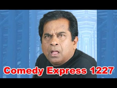 Comedy Express 1227 || Back to Back || Telugu Comedy Scenes