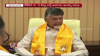 AP CM Chandrababu Suggestions To TTDP Leaders Over Mahakutami Triumph