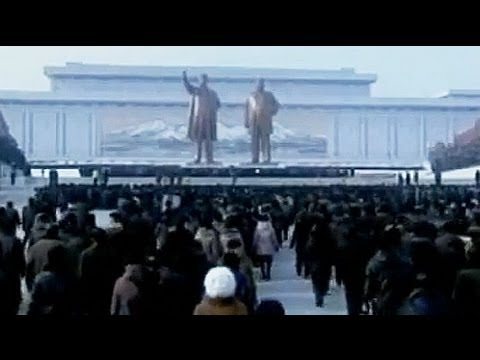 North Korea marks anniversary of Kim Jong-il death