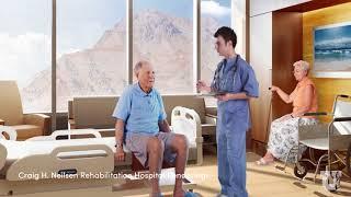 Craig H. Neilsen Rehabilitation Hospital Groundbreaking