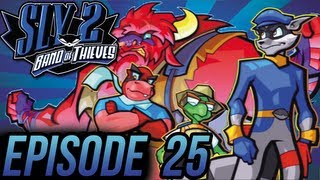 Sly 2 Band of Thieves: Episode 25