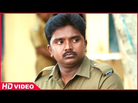 Thirudan Police Tamil Movie - Attakathi Dinesh and Bala Saravanan Tea Shop Comedy