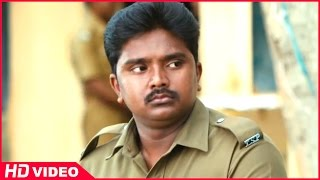 Attakathi - Thirudan Police Tamil Movie - Attakathi Dinesh and Bala Saravanan Tea Shop Comedy