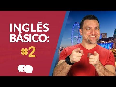 AULA DE  INGLES BASICO 2