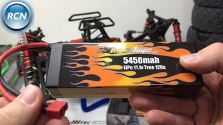 Arrma Kraton - MaxAmps Larger Battery Capacity Modification