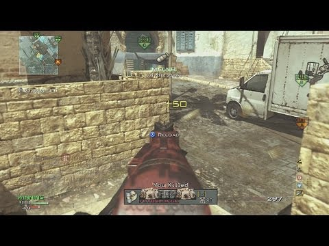 MW3: PP90 MOAB On Seatown :: Quick School Story!