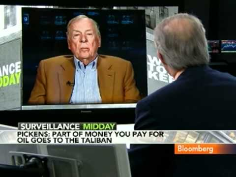 Pickens Says $120 or $150 Crude Oil Price `Could Happen'