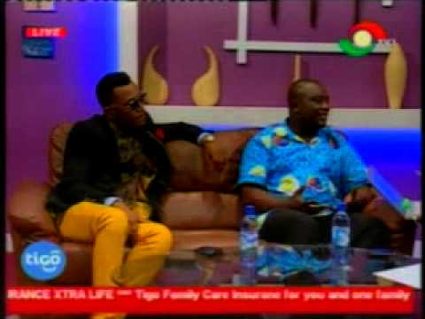 Sunrise Discuss Malaria Eradication with Nana Boroo -14/03/2013