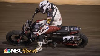 American Flat Track 2019: Vance & Hines So-Cal Half-Mile | EXTENDED HIGLIGHTS | Motorsports on NBC