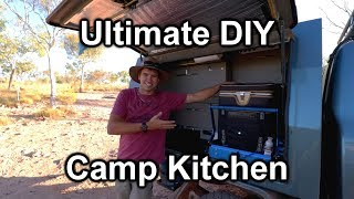 Ultimate DIY Canopy Camp Kitchen - Project Cyan