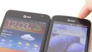 Samsung GALAXY Note LTE vs LG Nitro HD