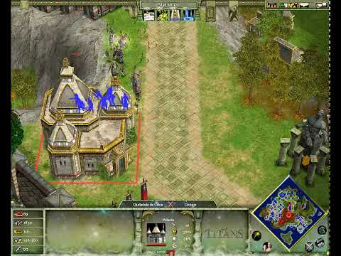 Age of Mythology The Titans - La Atlántida traicionada