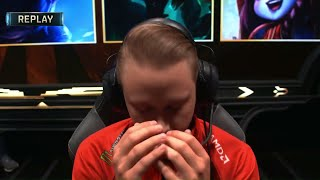 The Biggest Comeback at Worlds | Rekkles's Roller Coaster | Cody Sun's Flash