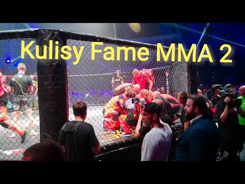 Kulisy Fame MMA 2 okiem kibica [TAXI Złotówa]