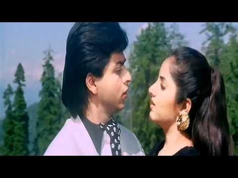 Shahrukh Khan & Divya Bharti - Aisi Deewangi (hd 720p) - Deewana (1992) video