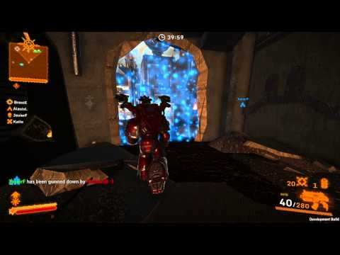 Warhammer 40K: Eternal Crusade Dec 19th Twitch Teaser