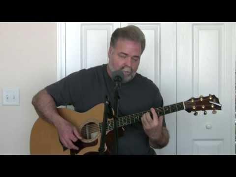 Thunder Rolls - Garth Brooks Guitar Lesson by Barry Harrell