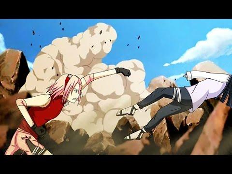 Sakura X Hinata, Anime Cagado E Vila Do Som - Perguntas De Naruto #17 video