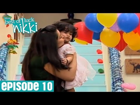 Best Of Luck Nikki | Season 1 Episode 10 | Disney India Official
