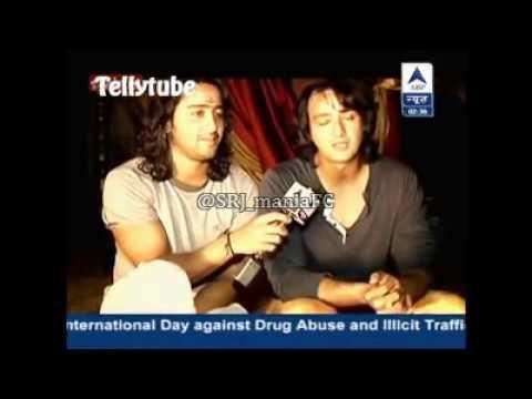 SBS segment on Saurabh raaj jain wid Shaheer sheikh  n Aham...
