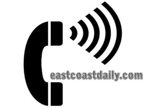 Eastcoast Daily Reporter Phone Call Dealing With Sex Racket Member video