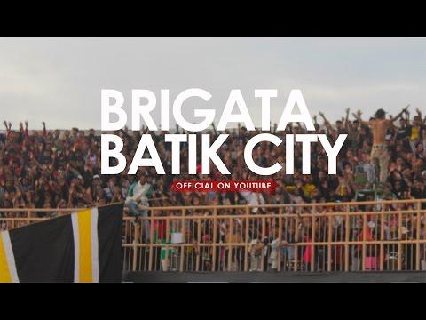 Brigata Batik City - PERSIP Pekalongan vs Persibas Banyumas - Liga 2 Indonesia (22-4-17)