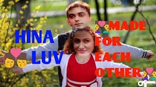 Hina Khan Luv Tyagi Made for each other Big Boss 11 Salman Khan