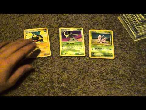 How to tell if a Pokemon card is rare
