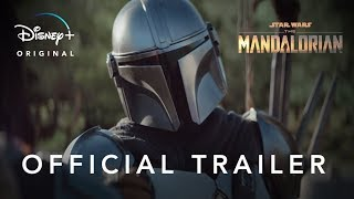 The Mandalorian | Official Trailer 2 | Disney+ | Streaming Nov. 12