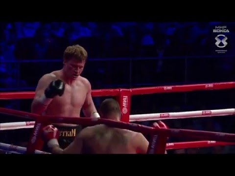 Александр Поветкин: На пути к бою против Деонтея Уайлдера   Мир бокса