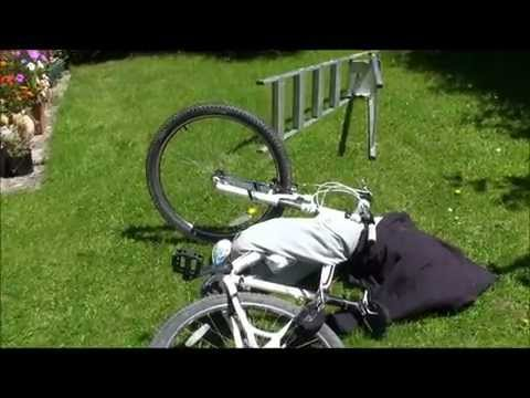 Horrific 2012 Olympic cycling accident