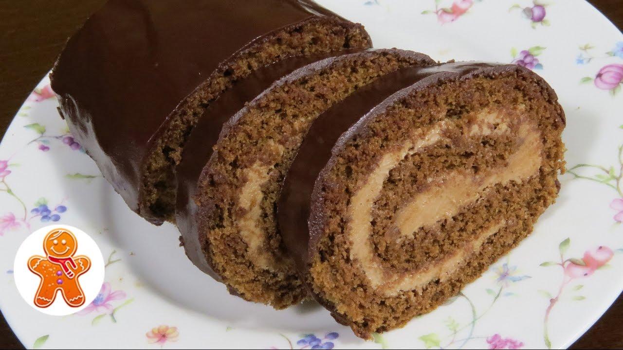 Рулет торт рецепт с пошагово
