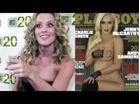 Jenny McCarthy Stuns In Sixth Playboy Cover