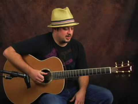 Acoustic Blues guitar lesson spice up that bluesy playing tab