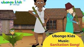 The Sanitation Song | Ubongo Kids African Songs | Educational Cartoons
