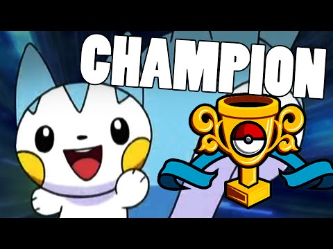 Pokemon World Champion Pachirisu! Pachirisu Moveset - Omega Ruby and Alpha Sapphire / X&Y Guide