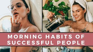 7 Morning Habits Of Highly Successful People | Love Your Life