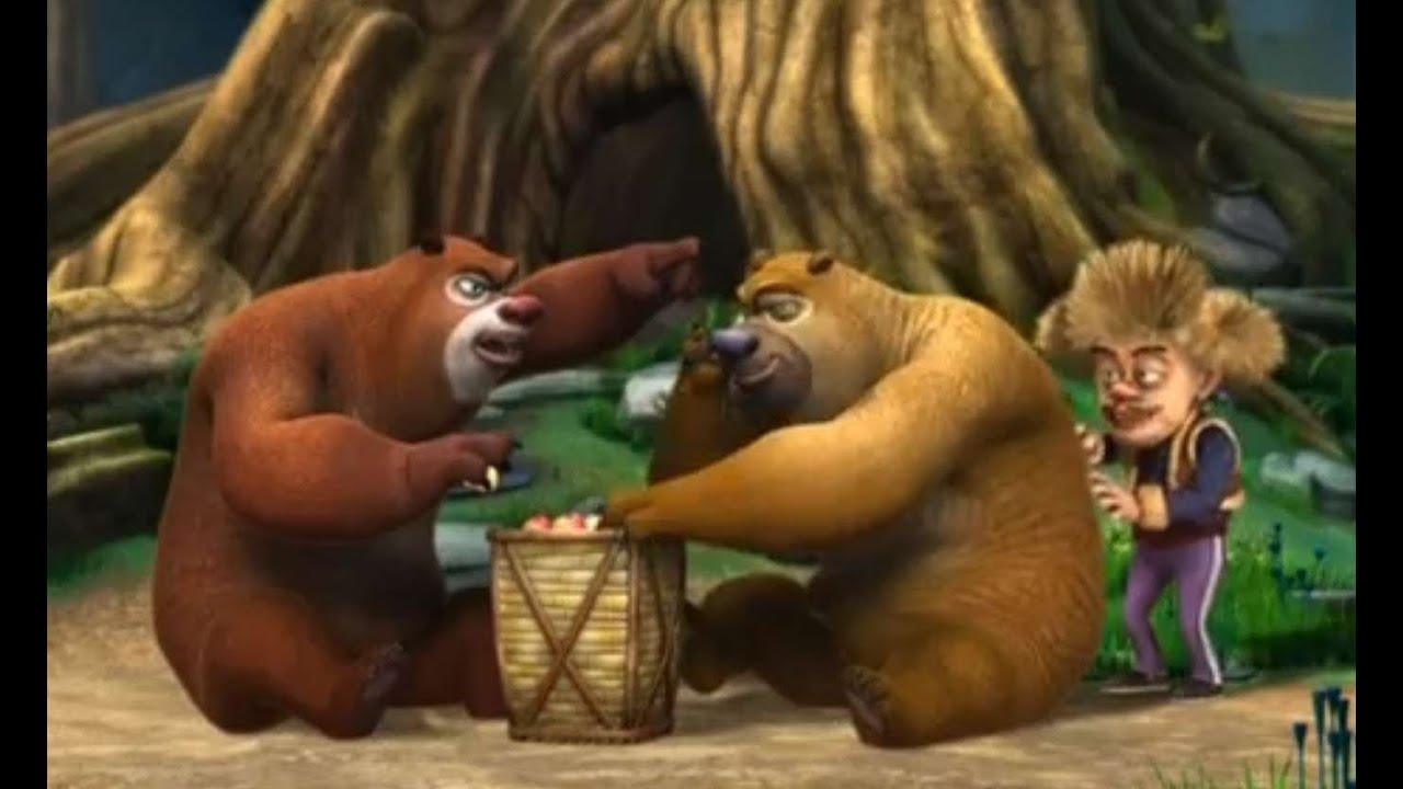 Медведи соседи новые серии 2017 года лесоруб с комарами