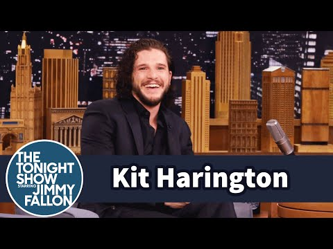 Kit Harington Scratches His Privates When He Sees Ambulances