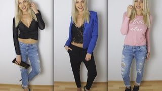 Shopping Haul ♡ Sarah Nowak ♡ - Zara, Hollister, Nike, Only