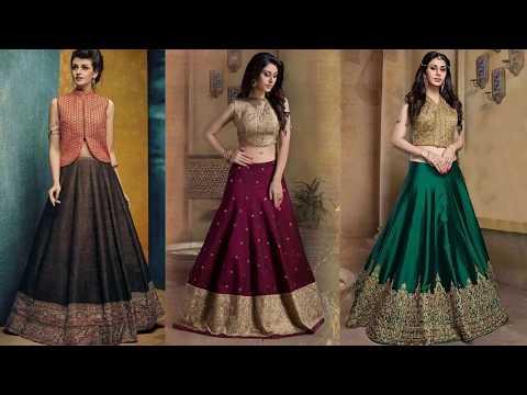 Latest Lehnga Designs | Indian Lehnga Designs 2018 | Fashion And Creation