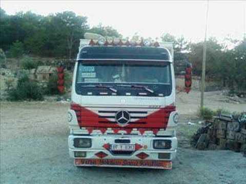 antalyalı modifiyeli kamyonlar