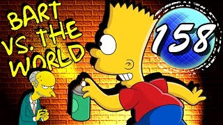 Bart Vs. the World - Video Review Clásico