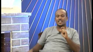 Eden Hailu Interview with Yidnekachew Teka - Elshaddia TV Part 1