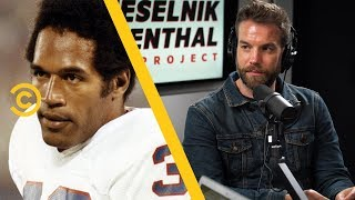 O.J. Simpson's Jersey Number Comes Out of Retirement - The Jeselnik & Rosenthal Vanity Project