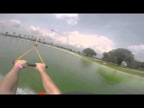 Cable park Mexico Alex-Dudo
