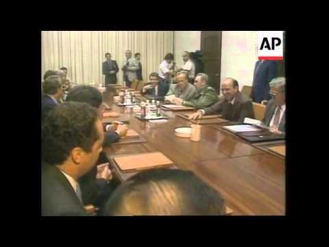 CUBA: PRESIDENTS OF CUBA/COLOMBIA/VENEZUELA ATTEND SUMMIT